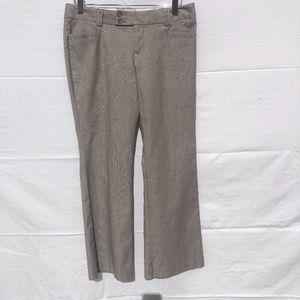 BR Martin Fit Herringbone Bootcut Trouser Size 10P